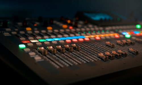 photo-of-a-copper-audio-mixer-3784566